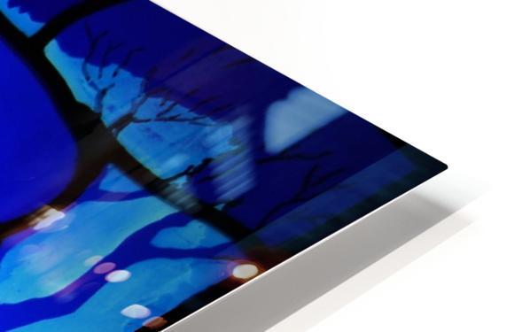 cinderella 2 HD Sublimation Metal print