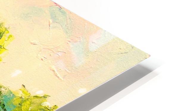 Irises HD Sublimation Metal print