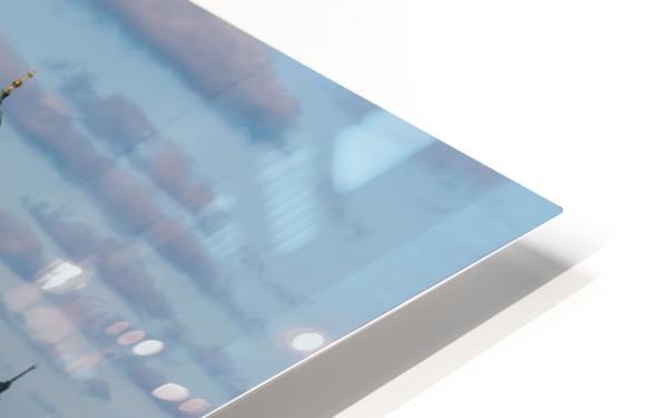HELSINKI 01 HD Sublimation Metal print