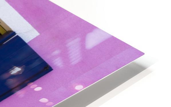 Windows in Burano HD Sublimation Metal print