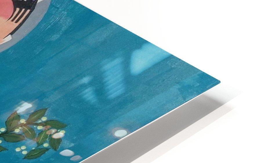 Sentinelle de la Paix HD Sublimation Metal print