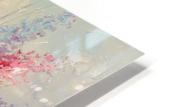 A bouquet of meadow flowers HD Sublimation Metal print