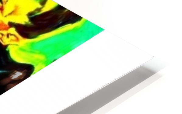 Dracula square format by Neil Gairn Adams HD Sublimation Metal print