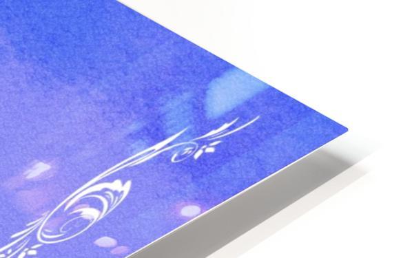 Psalm 91 11 4BL HD Sublimation Metal print