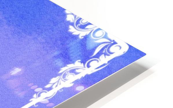Psalm 46 10 9BL HD Sublimation Metal print