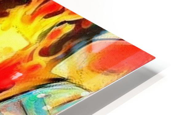 Piece of Mind HD Sublimation Metal print