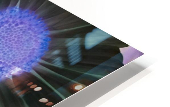 Purple44flow  Impression de sublimation métal HD