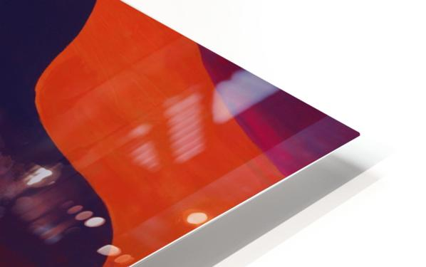 3000 AND BEYOND HD Sublimation Metal print