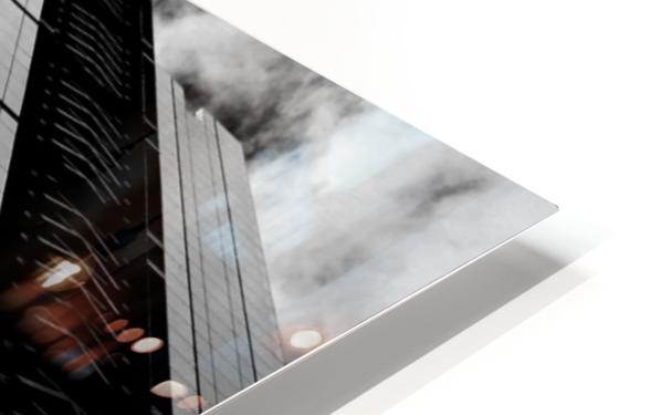 The Skyscraper HD Sublimation Metal print
