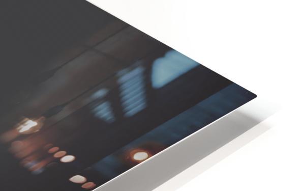 Vanilla Melting Tone HD Sublimation Metal print
