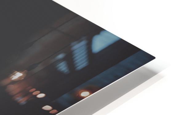 Pista Melting Tone HD Sublimation Metal print