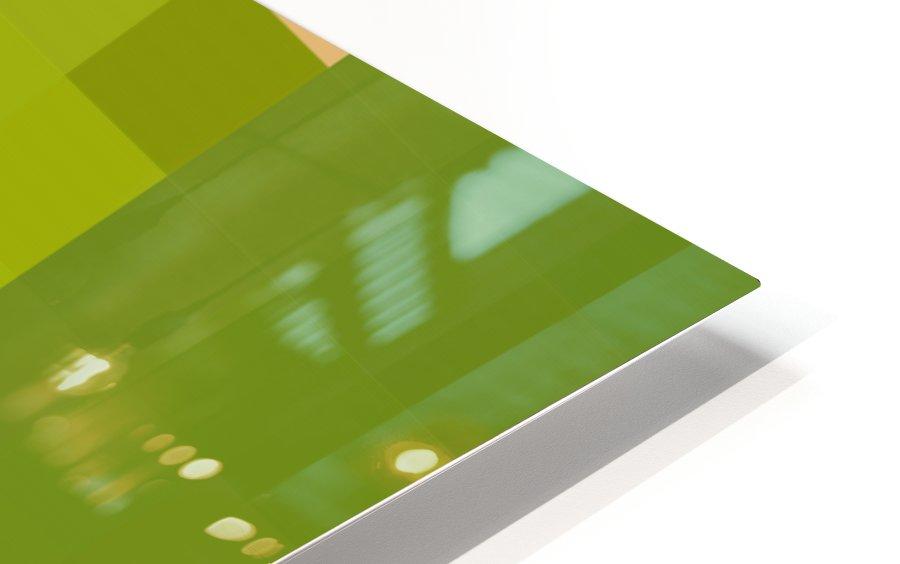 KIWI MOSAIC PATTERN HD Sublimation Metal print