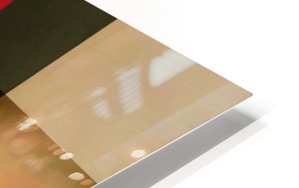 Composition Métropolitaine HD Sublimation Metal print