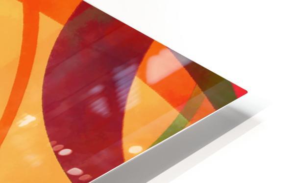 Swoop HD Sublimation Metal print