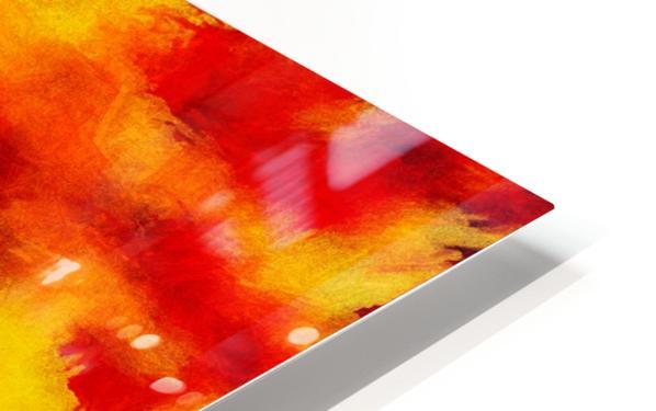 Inferno HD Sublimation Metal print