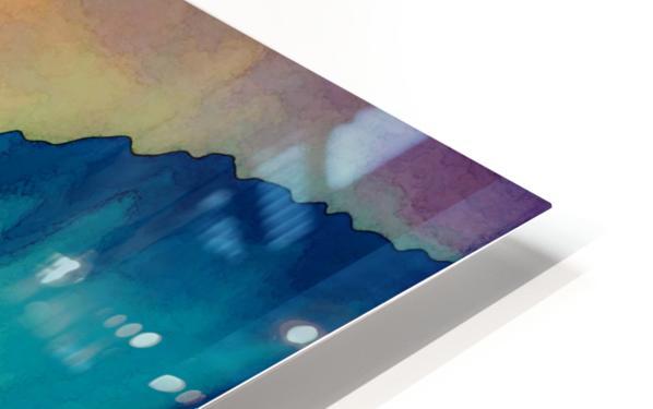 Proboscidean Dreamscape HD Sublimation Metal print