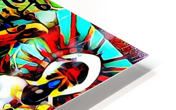 astrally activated HD Sublimation Metal print