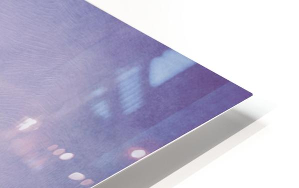 Lilac Mist HD Sublimation Metal print