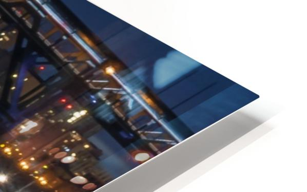 Walterdale_Bridge_NIK9897 HD Sublimation Metal print