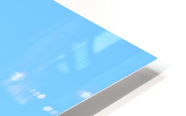 The Cobler  HD Sublimation Metal print