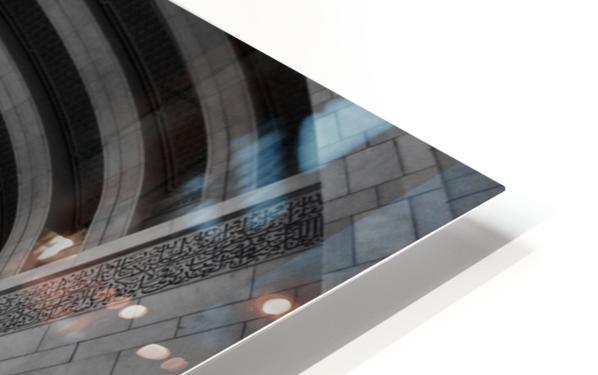 sultan qabos mousqe HD Sublimation Metal print
