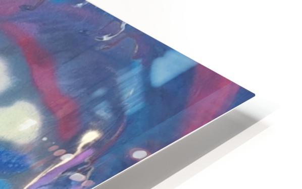 BLUE KING   HD Sublimation Metal print