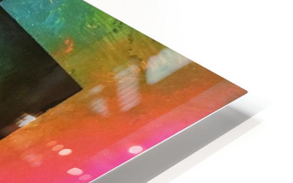 WINDOW OF PERCEPTION HD Sublimation Metal print
