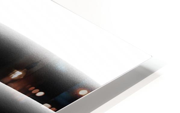 Nude bodyscape on white 1 HD Sublimation Metal print