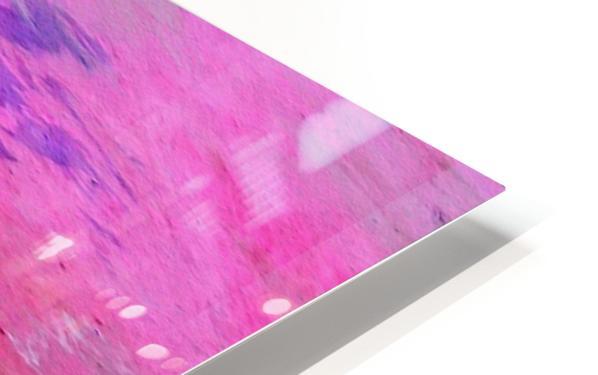 Pastel Sunset HD Sublimation Metal print