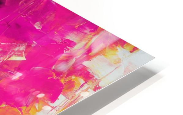 Abstract 21 HD Sublimation Metal print