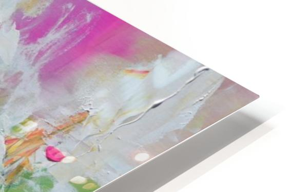 Abstract 39 HD Sublimation Metal print