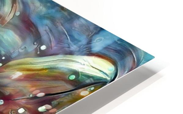 Trendy Abstract HD Sublimation Metal print