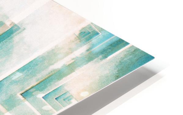 Composition Patinée HD Sublimation Metal print