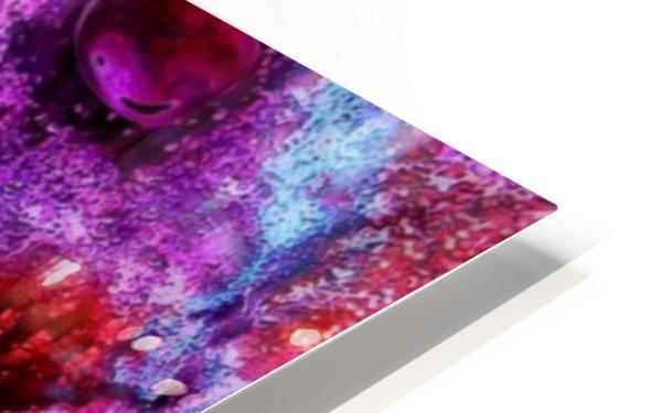 Rose me up HD Sublimation Metal print