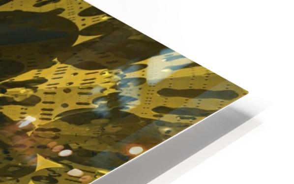 New World HD Sublimation Metal print
