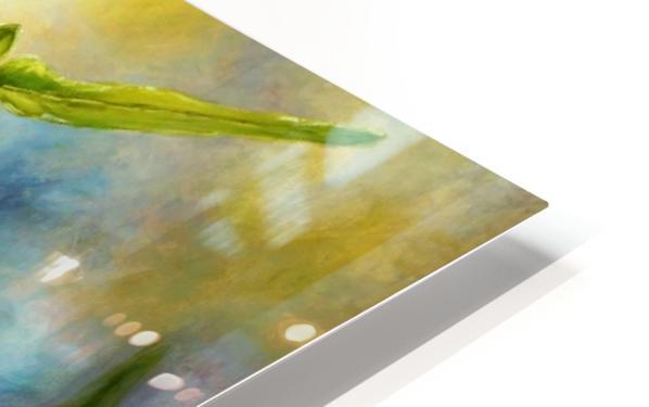 Fern Night HD Sublimation Metal print