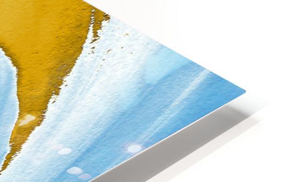 Energy Flow HD Sublimation Metal print