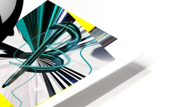 Buggatti Institucional HD Sublimation Metal print