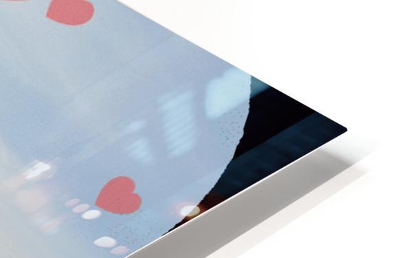 Heart (21).gif HD Sublimation Metal print