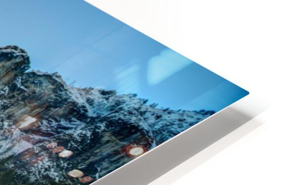 Yosemite HD Sublimation Metal print