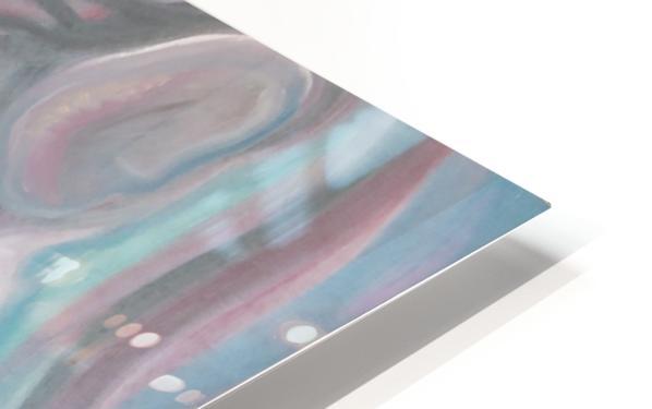 Soul Mates HD Sublimation Metal print