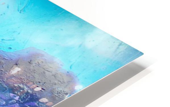 Magma  HD Sublimation Metal print