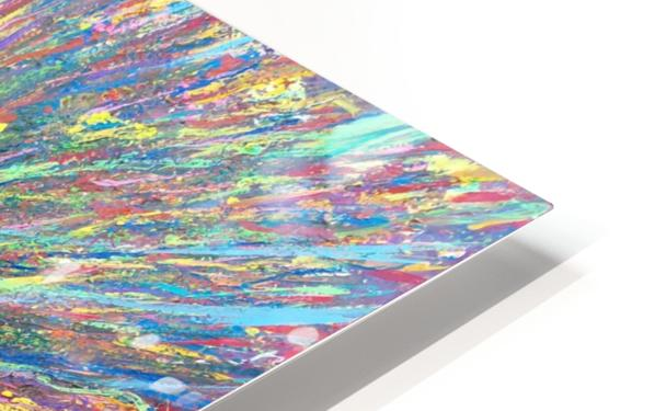 Painters World HD Sublimation Metal print