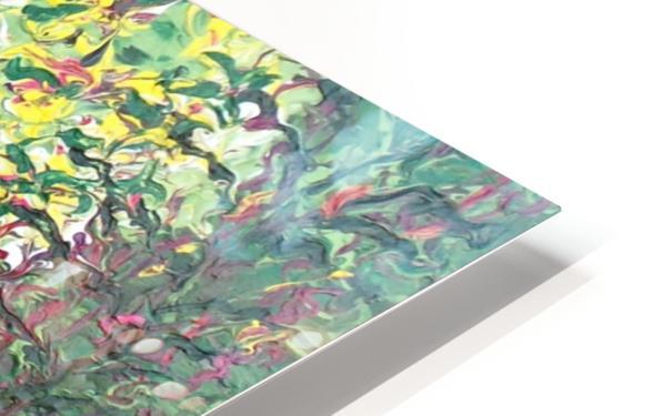 Glendale Gardens Victoria BC-Rodos HD Sublimation Metal print