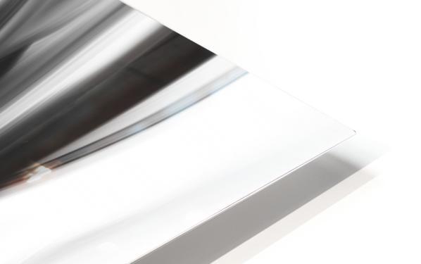 Hazy Stem Left  HD Sublimation Metal print