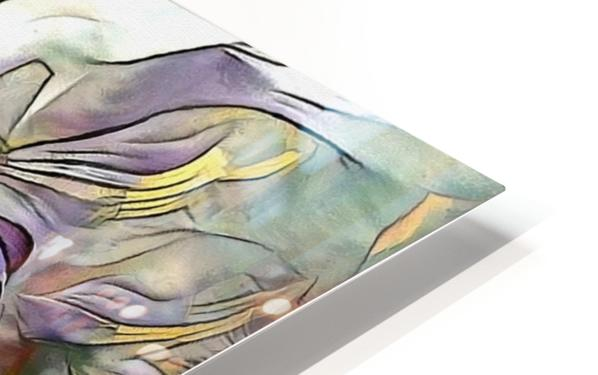 Modern Abstract HD Sublimation Metal print