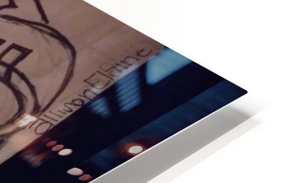 20190123_190330 HD Sublimation Metal print