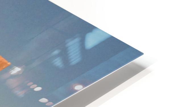 Open HD Sublimation Metal print