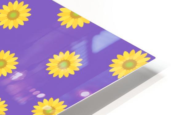 Sunflower (35)_1559876060.7082 HD Sublimation Metal print