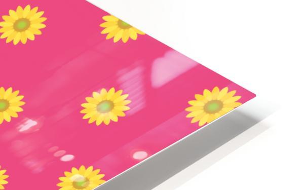Sunflower (33)_1559876246.7568 HD Sublimation Metal print